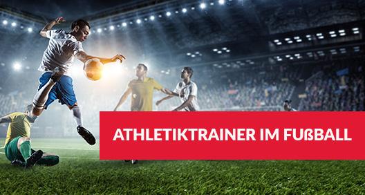 Weiterbildung zum Athletiktrainer im Fußball