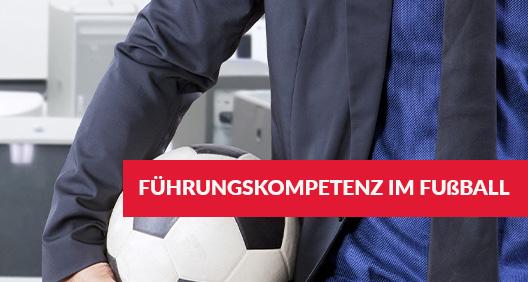 Weiterbildung Leadership im Fußball