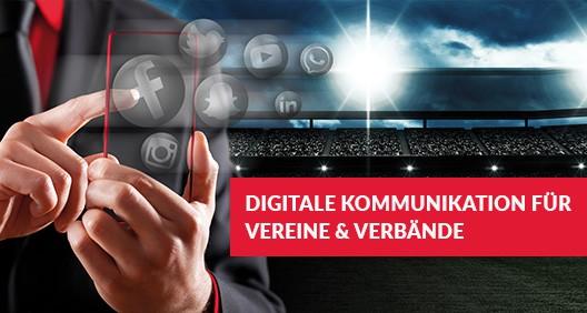 Weiterbildung für digitale Kommunikation für Vereine & Verbände